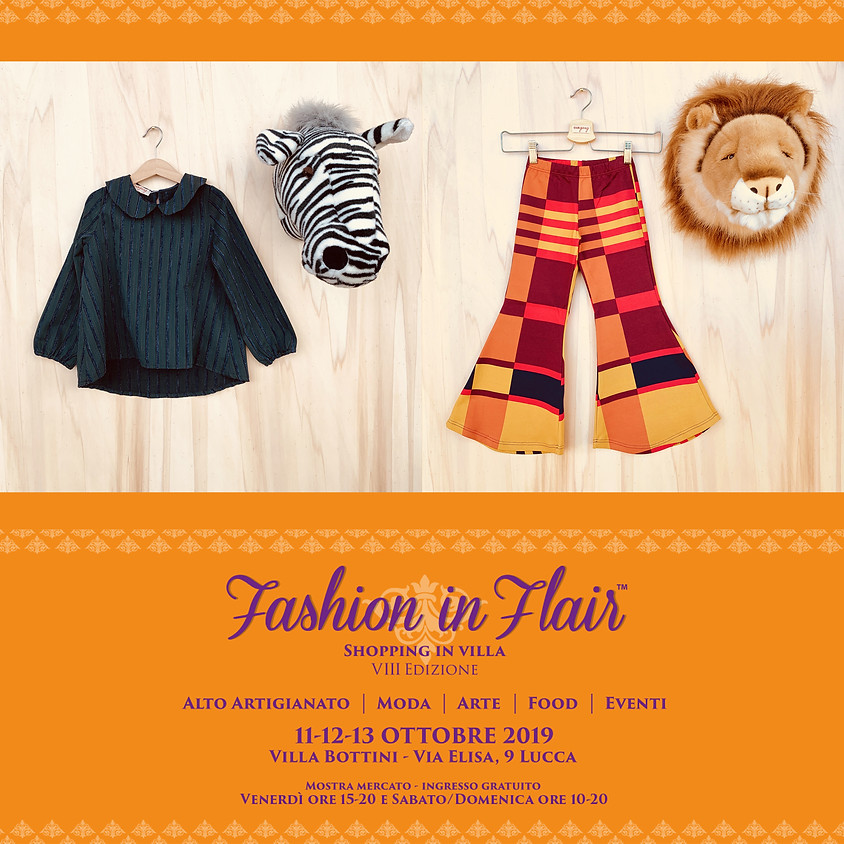 Fashion in Flair - Lucca