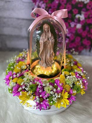 Virgen  Floral