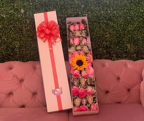 Roses Sweet Box