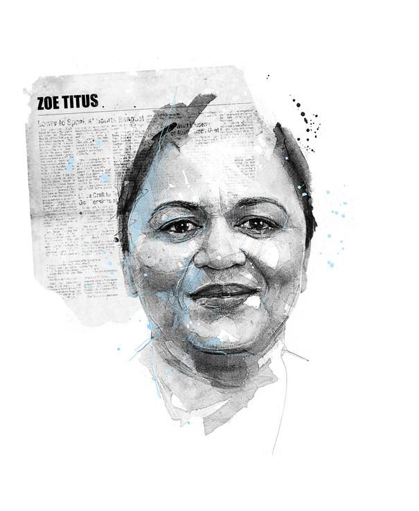 Zoe Titus