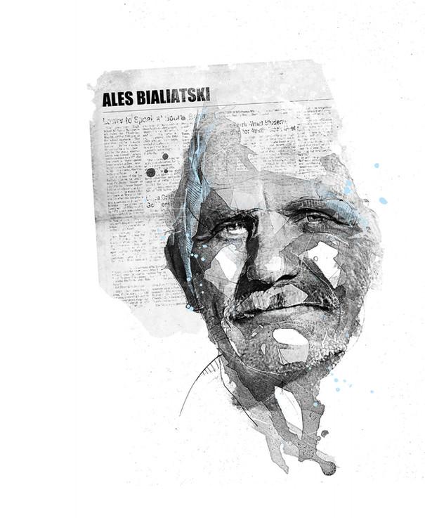 Ales Bialiatski