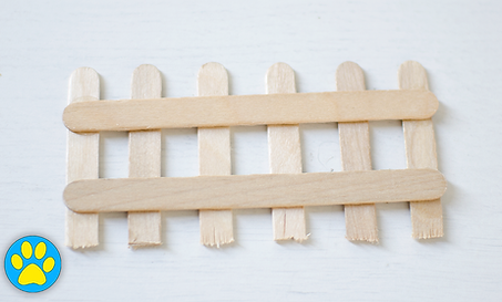 Lolly Stick Craft | hamsters