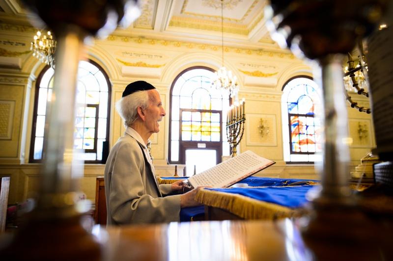 """בית הכנסת """"בית א-ל"""" בקזבלנקה"""