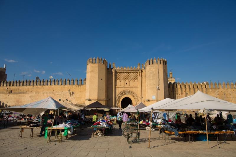 השער לעיר העתיקה של פס