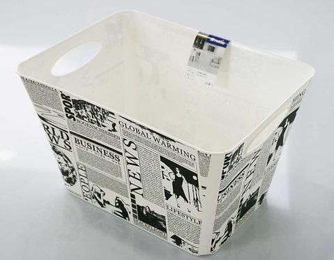 Living Box Newspaper 24lt 06916