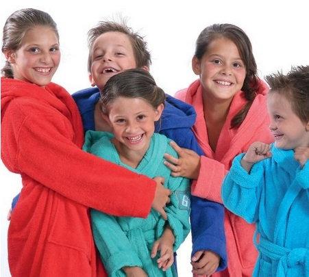 Junior Kids Bathrobe 006020