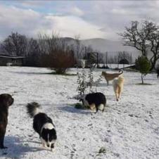 Winter in der Toskana
