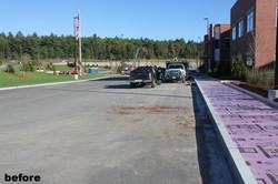 FW Webb parking lot by NH Blacktop 8