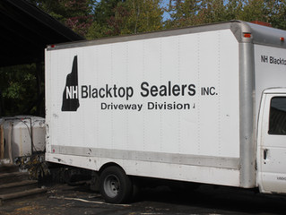 Why Spring is the best time of year to sealcoat your driveway or parking lot