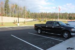 FW Webb parking lot by NH Blacktop 9