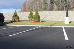 FW Webb parking lot by NH Blacktop 1