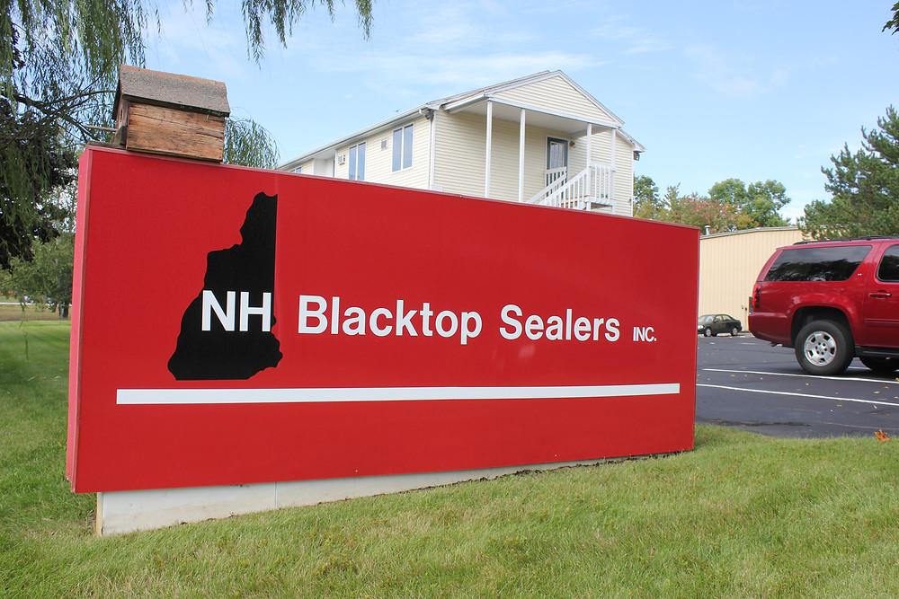 NH blacktop sealers blog by mark padfield brandon latham pavement driveway parking lot expert website