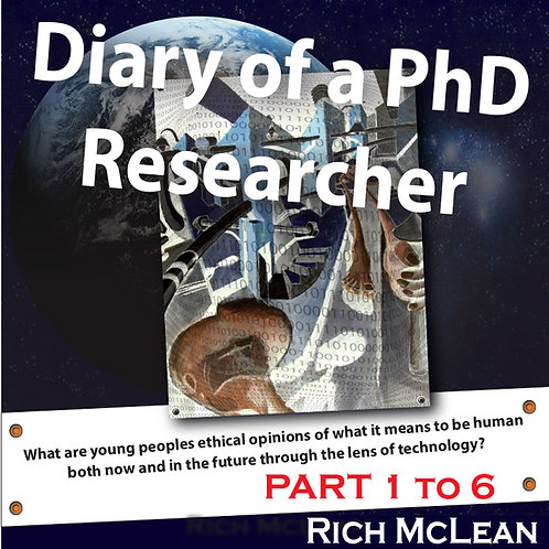 Diary of a PhD Researcher (2018) (PDF Download)