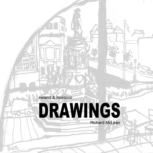 Drawings: Ireland & Morocco (PDF Download)