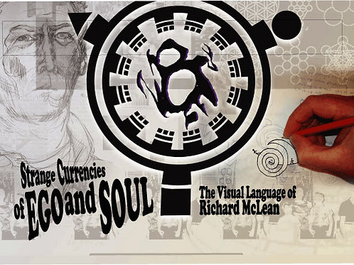 Ego & Soul, the visual language of Richard Mclean (2007)