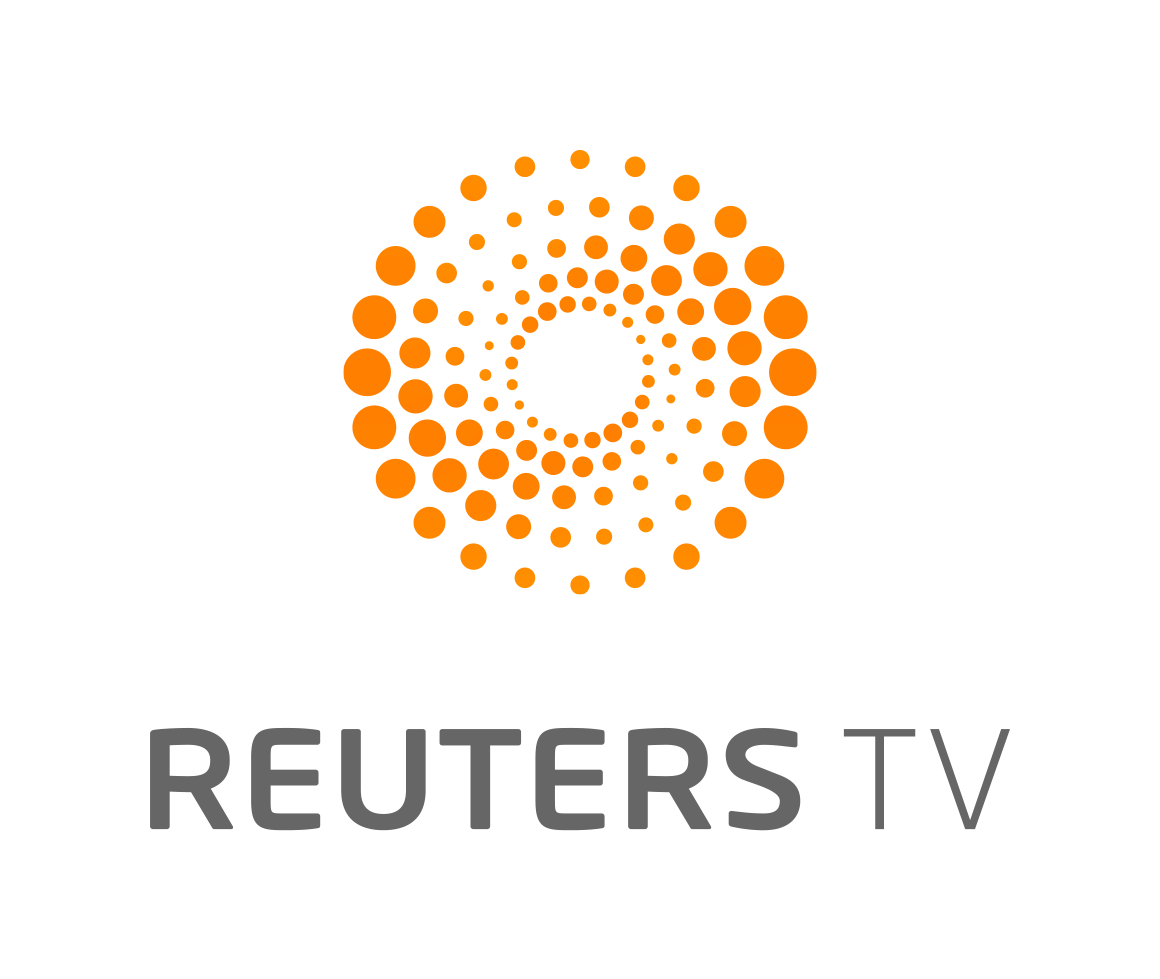Reuters TV logo vertical