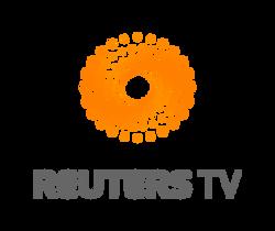 Reuters TV logo vertical