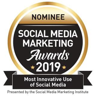 SMM Most innovative use of social media.
