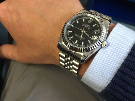 No one gives a fuck about your Rolex
