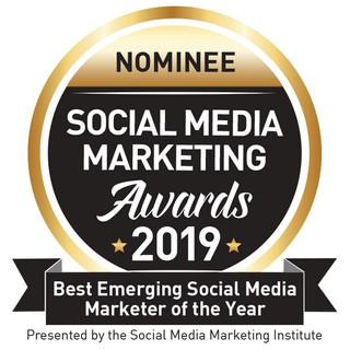 SMM Best emerging social media marketer