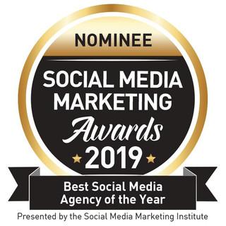 SMM Best Social Media Agency of the year