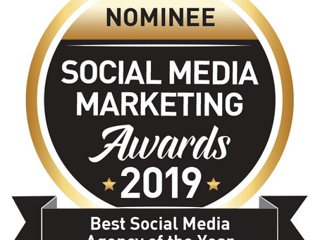 Bespoke Media Management - Nominated for 7 awards.