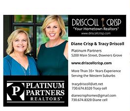Driscoll Crisp sample ad.png