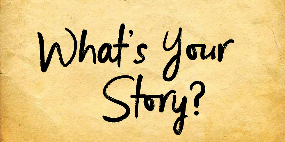What's Your Story: The Hero's Journey and Your Own
