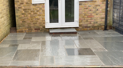 Indian Sandstone - Castle Grey