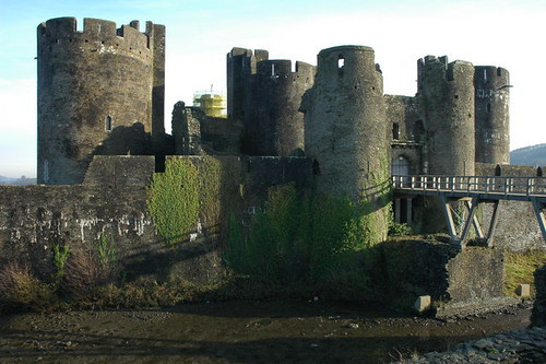 Caerphilly Castle Philip Halling 1085811