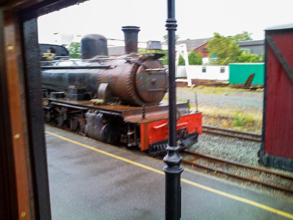 Welsh Highland Railway Photo John Oyston