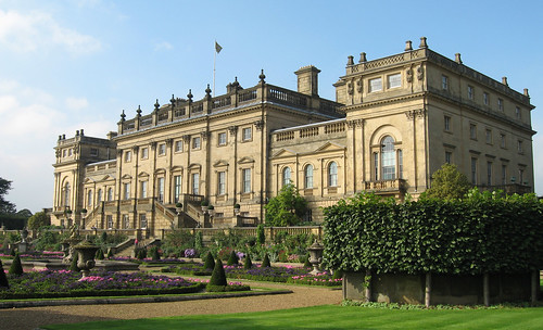 Harewood House Photo Barney Z under a Creative Commons License
