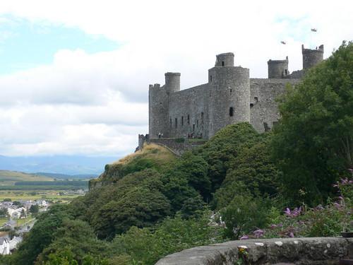 Harlech Castle Eirian Evans 1408742