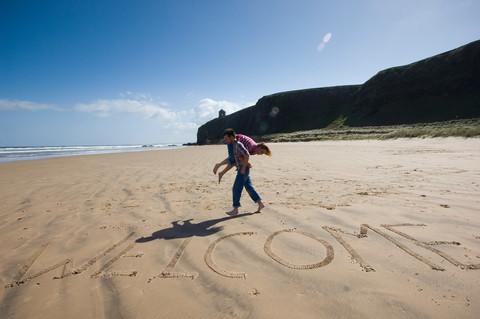 Benone Beach Image © Northern Ireland Tourist Board