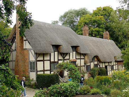 Stratford-Upon-Avon – Birthplace of Shakespeare