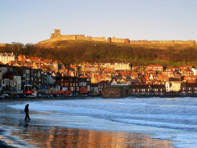 Scarborough Photo Andrew Curtis under a Creative Commons License