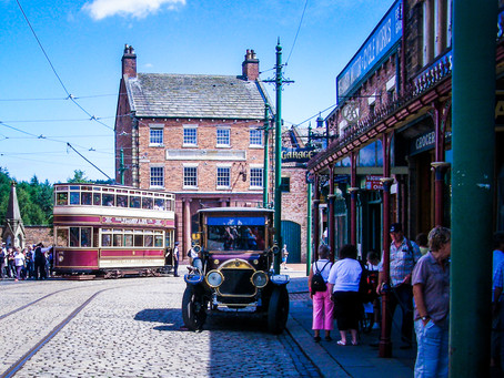 Beamish Open Air Museum, County Durham