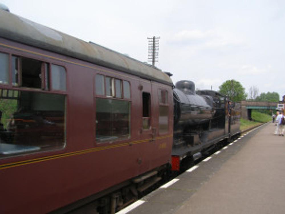 Great Central Railway Loughborough Photo John Oyston