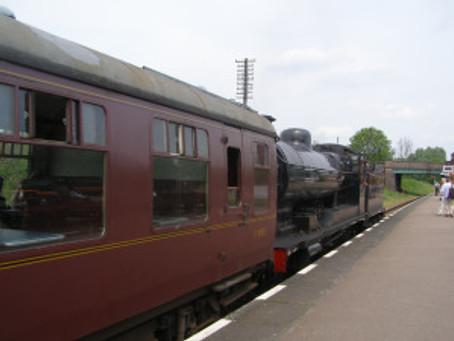 Britain's Heritage Railways: Travel by Steam Train on Preserved Railways