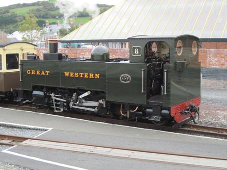 Vale of Rheidol Railway – Aberystwyth to Devil's Bridge