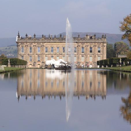 Historic Houses, Castles & Gardens in Derbyshire