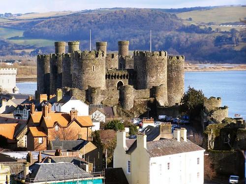 Conwy Castle David Dixon 1723354