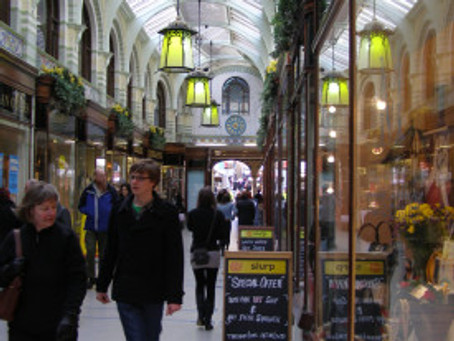 Norwich – Medieval History and Modern Shopping