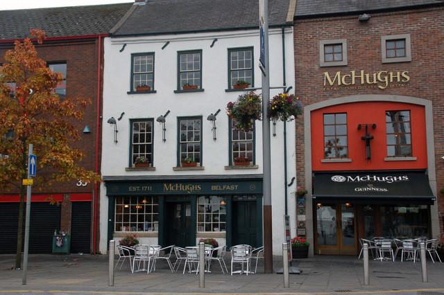 Mc Hugh's Bar Photo Albert BridgeLicense CC-BY-3.0