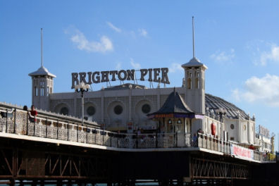 Brighton and Hove – Two Stylish Resorts