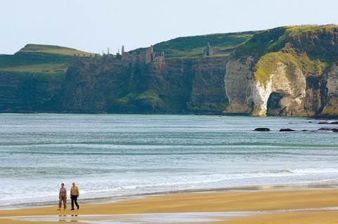 Whiterocks Beach Image © Northern Ireland Tourist Board
