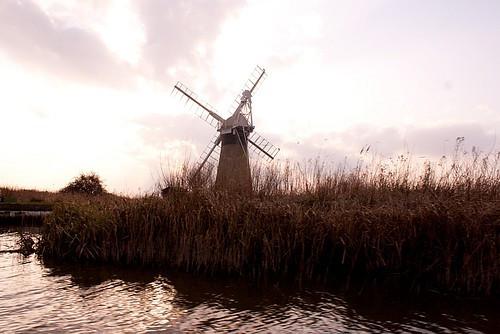 Windmill Photo Delaina Haslam under a Creative Commons License