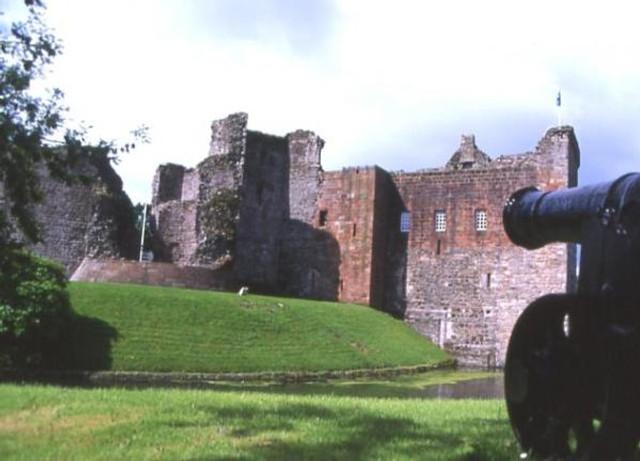 Rothesay Castle gh Anne Burgess