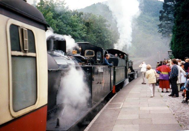 Llangollen Railway Photo Tim Marshall under a Creative Commons License
