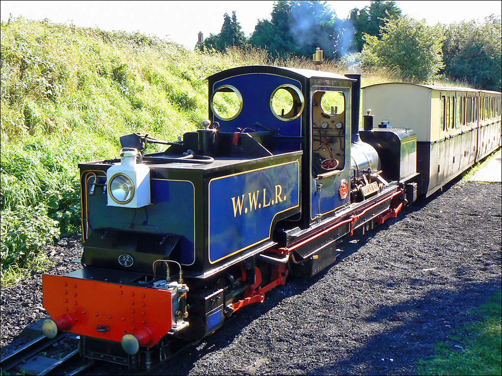 Wells and Walsingham Railway  Photo Copyright Tour Norfolk